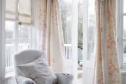 Фото 13 30+ Идей штор на двери: изящный декор для дверных проемов