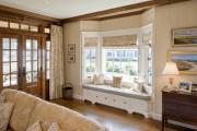 Фото 17 30+ Идей штор на двери: изящный декор для дверных проемов
