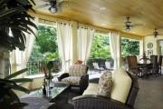Фото 7 45 Идей штор на люверсах своими руками: как гармонично украсить ваши окна