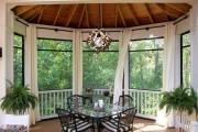 Фото 8 45 Идей штор на люверсах своими руками: как гармонично украсить ваши окна