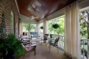 Фото 10 45 Идей штор на люверсах своими руками: как гармонично украсить ваши окна