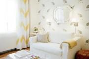 Фото 18 45 Идей штор на люверсах своими руками: как гармонично украсить ваши окна