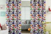 Фото 17 45 Идей штор на люверсах своими руками: как гармонично украсить ваши окна