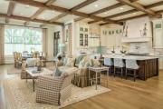 Фото 40 Стиль прованс в интерьере квартиры и загородного дома: 80 идей для изысканной простоты вне времени (фото)