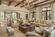 Фото 34 Стиль прованс в интерьере квартиры и загородного дома: 80 идей для изысканной простоты вне времени (фото)