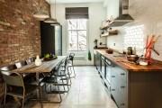 Фото 5 Стол и стулья для кухни: 40+ идей организации обеденного пространства (фото)