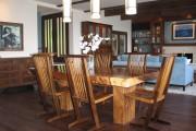 Фото 3 Стол и стулья для кухни: 40+ идей организации обеденного пространства (фото)