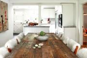 Фото 12 Стол и стулья для кухни: 40+ идей организации обеденного пространства (фото)