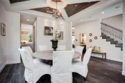 Фото 17 Стол и стулья для кухни: 40+ идей организации обеденного пространства (фото)
