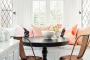 Фото 20 Стол и стулья для кухни: 40+ идей организации обеденного пространства (фото)