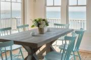 Фото 25 Стол и стулья для кухни: 40+ идей организации обеденного пространства (фото)