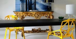 Стол и стулья для кухни: 40+ идей организации обеденного пространства (фото) фото