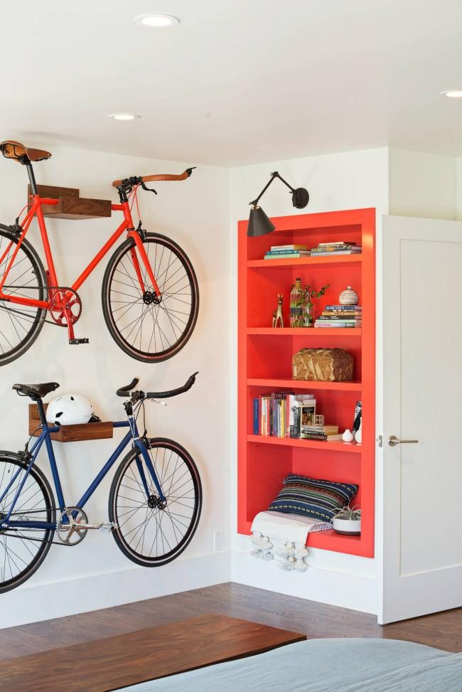 Современный красочный и удобный вариант для велофанатов