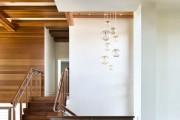 Фото 8 Интерьер прихожей в частном доме: 30+ практичных идей и нюансов отделки