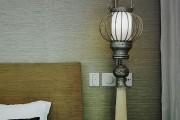 Фото 3 Бамбуковые обои в интерьере (38 фото): варианты использования, нюансы монтажа