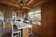 Фото 2 Деревянный дом: интерьер внутри и 60+ вдохновляющих реализаций дизайна