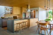 Фото 3 Деревянный дом: интерьер внутри и 60+ вдохновляющих реализаций дизайна
