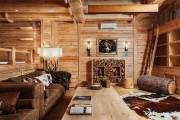 Фото 10 Деревянный дом: интерьер внутри и 60+ вдохновляющих реализаций дизайна