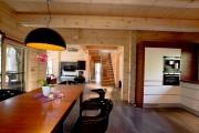 Фото 20 Деревянный дом: интерьер внутри и 60+ вдохновляющих реализаций дизайна