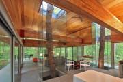 Фото 22 Деревянный дом: интерьер внутри и 60+ вдохновляющих реализаций дизайна