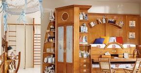 Детские шкафы для одежды: хитрости дизайна и полезные лайфхаки по организации вещей фото