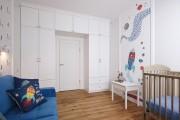 Фото 5 Детские шкафы для одежды: хитрости дизайна и полезные лайфхаки по организации вещей
