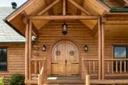 Фото 14 5 этапов строительства дома из оцилиндрованного бревна: проекты, цены и фото экологичного жилья