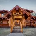 5 этапов строительства дома из оцилиндрованного бревна: проекты, цены и фото экологичного жилья фото