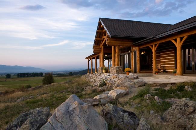 Дома из оцилиндрованного бревна проекты и цены. Перед строительством дома нужно провести все необходимые расчеты