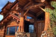 Фото 21 5 этапов строительства дома из оцилиндрованного бревна: проекты, цены и фото экологичного жилья