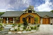 Фото 22 5 этапов строительства дома из оцилиндрованного бревна: проекты, цены и фото экологичного жилья