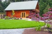Фото 25 5 этапов строительства дома из оцилиндрованного бревна: проекты, цены и фото экологичного жилья