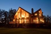 Фото 5 5 этапов строительства дома из оцилиндрованного бревна: проекты, цены и фото экологичного жилья