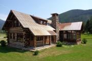 Фото 26 5 этапов строительства дома из оцилиндрованного бревна: проекты, цены и фото экологичного жилья