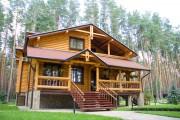 Фото 33 5 этапов строительства дома из оцилиндрованного бревна: проекты, цены и фото экологичного жилья