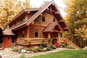 Фото 36 5 этапов строительства дома из оцилиндрованного бревна: проекты, цены и фото экологичного жилья