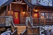 Фото 37 5 этапов строительства дома из оцилиндрованного бревна: проекты, цены и фото экологичного жилья