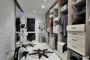 Фото 1 Гардеробные комнаты: особенности дизайна и 105+ фото самых вместительных и элегантных проектов