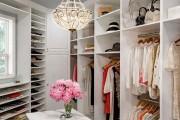 Фото 5 Гардеробные комнаты: особенности дизайна и 105+ фото самых вместительных и элегантных проектов