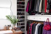 Фото 7 Гардеробные комнаты: особенности дизайна и 85+ фото самых вместительных и элегантных проектов