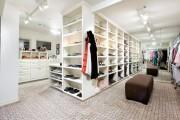 Фото 38 Гардеробные комнаты: особенности дизайна и 105+ фото самых вместительных и элегантных проектов