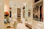 Фото 39 Гардеробные комнаты: особенности дизайна и 85+ фото самых вместительных и элегантных проектов