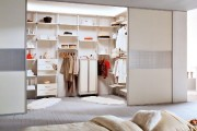 Фото 19 Гардеробные комнаты: особенности дизайна и 85+ фото самых вместительных и элегантных проектов