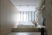 Фото 3 Кровать-подиум в интерьере: особенности размещения и обзор самых трендовых решений