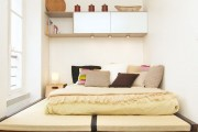 Фото 4 Кровать-подиум в интерьере: особенности размещения и обзор самых трендовых решений