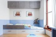 Фото 5 Кровать-подиум в интерьере: особенности размещения и обзор самых трендовых решений