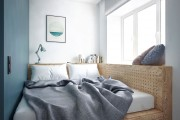 Фото 10 Кровать-подиум в интерьере: особенности размещения и обзор самых трендовых решений