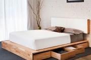 Фото 17 Кровать-подиум в интерьере: особенности размещения и обзор самых трендовых решений