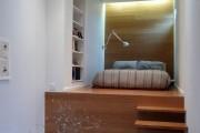 Фото 1 Кровать-подиум в интерьере: особенности размещения и обзор самых трендовых решений