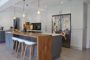 Фото 7 Дизайн кухни с барной стойкой: 40 трендов для современного и практичного интерьера